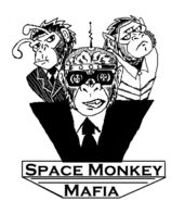 Space Monkey Mafia by JungleJoe