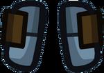 Adamantium Legs