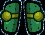 Apollos Armor Legs