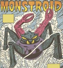 Monstroid in Star comics