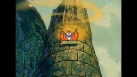 The Horde on Eternia and Skeletor's origins (MOTU Filmation)
