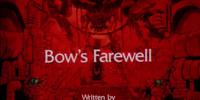 Bow's Farewell