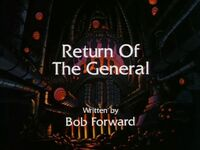 Return of the General