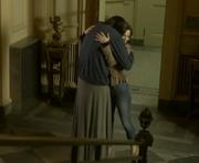 Jenny huging Shelley