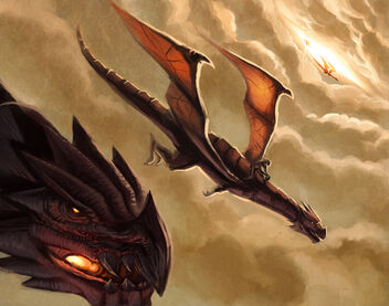 Dragons by TheGtype