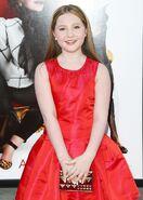 Ella Anderson Boss Red Carpet