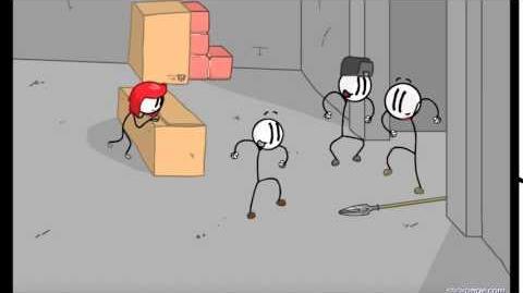 Fleeing the Complex - Dance Mr. Funnybones (Distract fail)