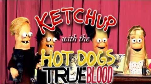 TRUE BLOOD s5 Puppet Recap Ketchup with the Hot Dogs NSFW