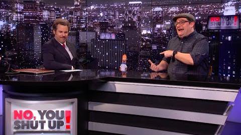 NYSU S04E06 w Bobby Moynihan, Rhea Butcher & Joel Stein