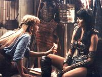 Gabrielle Xena first meet