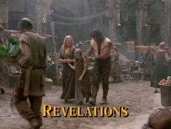 Revelations title card