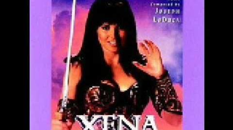 01. Main Title - Xena Warrior Princess volume 1