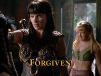 Forgiven TITLE