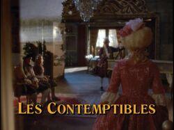 Contemptibles Title Card