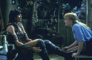 Xena and Gabrielle, Sins of the Past