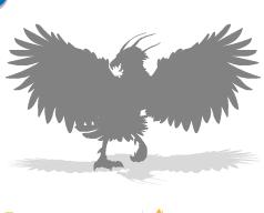 Dusk thunderbird