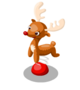 Rudolph, The Rocking Reindeer