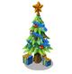 Blue Festive Tree