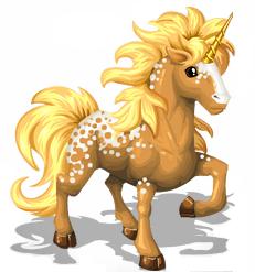 Palomino Unicorn