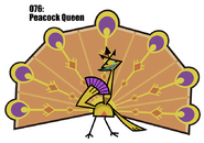Peacock Queen 2