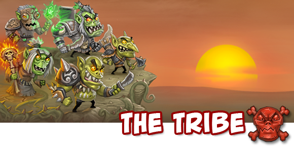 Tribe SplashScreen