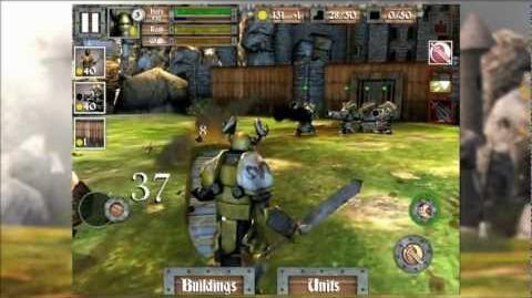Heroes & Castles - Gameplay Demonstration-2
