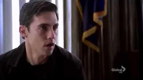 HEROES Peter Petrelli uses Jesse's Ability