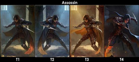 AssassinEvo