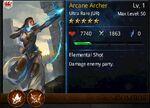 Arcane Archer T1