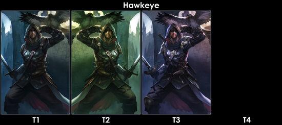 Hawkeyeevo