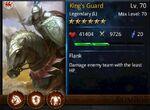 King's Guard PE T2