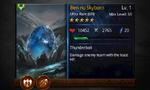 Ben-nu Skyborn T1 stats