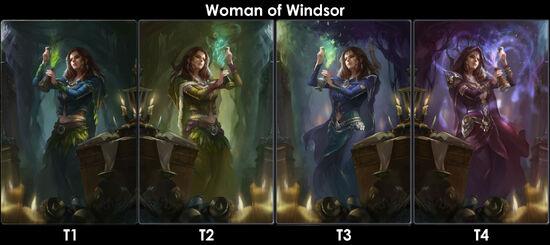 Woman Of Windsorevo