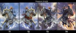 PegasusKnightevol