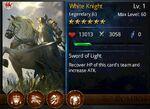 White Knight Tier 1