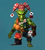 Gambler default skin 3D
