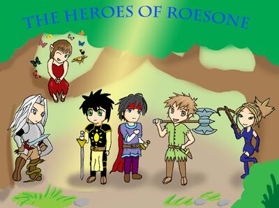 Heroes of Roesone