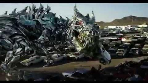 "Transformers 5 - ""Drift"" TV Spot"