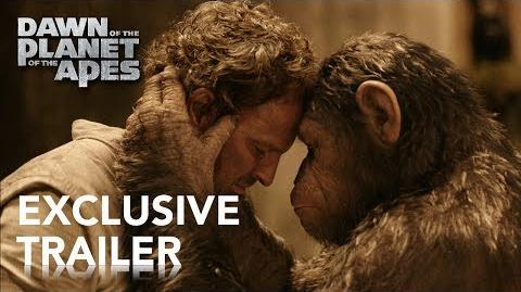Dawn of the Planet of the Apes Official Trailer 2 HD 2014