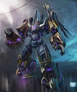 Transformers-Fall-of-Cybertron Concept-art Bruticus
