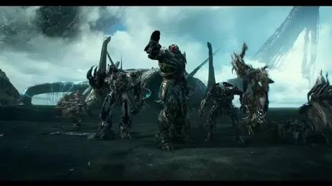 "Transformers 5 The Last Knight - Extended ""Decepticons"" TV Spot"