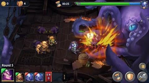 Heroes Tactics- Boss 1 066k