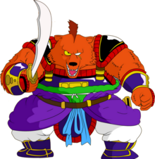 Bear theif
