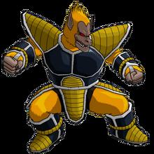 Golden Oozaru Nappa