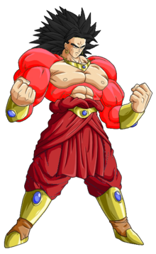 Broly ssj 4 by ansemporo002-d3euk0f