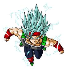 Bardock super saiyajin god super saiyajin by xde dex-d8yq2z4