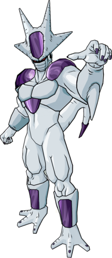 Frieza 5th form v4 by legofrieza-d56nog3