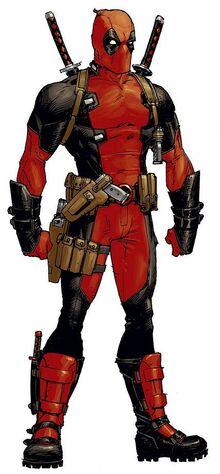 Wade Wilson (Earth-616)