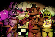 Fazbear Pizza Band
