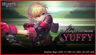 Yuffy banner